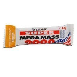 Weider, SUPER Mega Mass 2000, 60 g, Banán