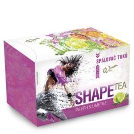 Shape TEA spalovač tuku - pur eh - limetka 30g