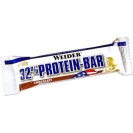 WEIDER, 32% Protein Bar, 60 g, Čokoláda