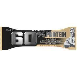 Weider, 60% protein bar, 45g, Cookies Cream