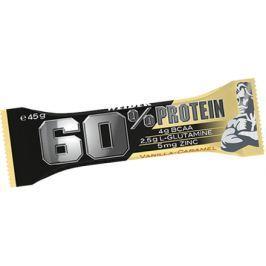 Weider, 60% protein bar, 45g, Vanilla - caramel