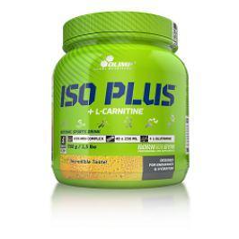 ISO Plus, 700 g, Olimp, Pomeranč