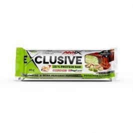 Exclusive protein bar 85g pistácie a karamel