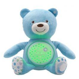 Medvídek s projektorem - modrá