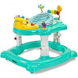 Dětské chodítko Toyz HipHop 3v1 zelené