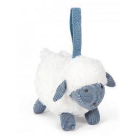 Závěsná ovečka modrá