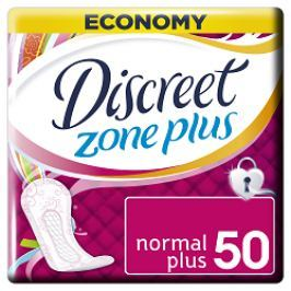 Discreet intimky Normal Plus 50ks