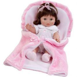 Luxusní dětská panenka-miminko Berbesa Magdalena 35cm