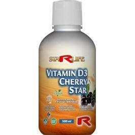 Vitamin D3 Cherry Star 500 ml