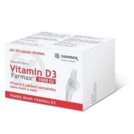 Vitamin D3 tob.60+30 ZDARMA