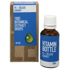 Vitamin-Bottle Fe - železo 30 ml