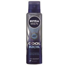 NIVEA Deo muži COOL KICK sprej AP 150ml č.82883