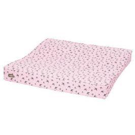 Velká přebalovací podložka LUMA XL Pretty Pink