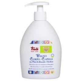 Trudi Baby Care Dětské koupelové mléko a šampon 500ml