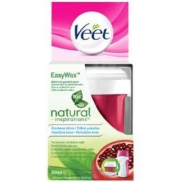 VEET EasyWax Vosk.náplň na nohy do el.setu Natural Inspirations Tiare Flower 50ml