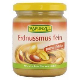 100%-ní arašídová pasta jemná RAPUNZEL 250g-BIO