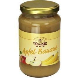 Ovocné pyré Jablko+Banán - neslazené 360 g , BIO