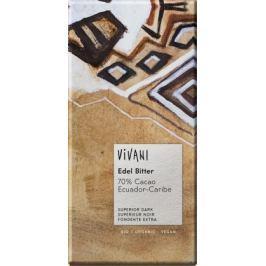 EG hořká čokoláda 70% VIVANI 100g-BIO
