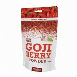 Goji Berry Powder BIO 200g Oříšky, semínka a suché plody