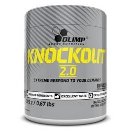 Olimp Knockout 2.0, 305g, Pear Attack