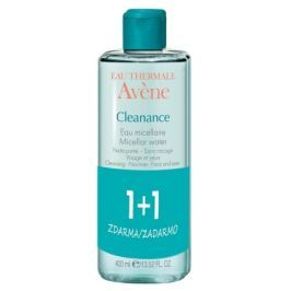 AVENE Cleanance Eau micellaire 400ml DUO