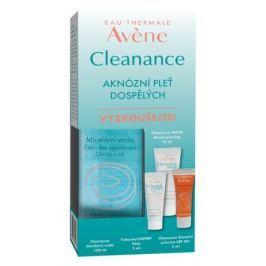 AVENE Cleanance Aknózní pleť dospělých 4ks KIT2018