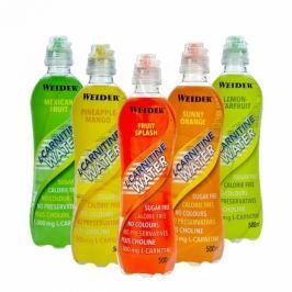 Weider L-Carnitine Water, 500 ml, Fruit Splash