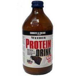 Weider, Protein Drink,  500ml,, Vanilka