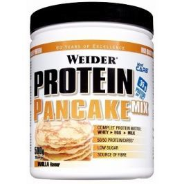 Weider, Protein pancake mix, 500g, Vanilka
