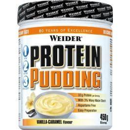 Weider Protein Pudding, 450 g, Vanilka-karamel