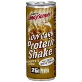 Weider, Low Carb Protein Shake, 250 ml,, Kapučíno