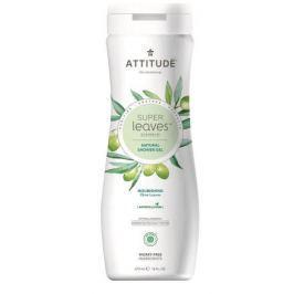 Přírodní tělové mýdlo ATTITUDE Super leaves s detoxikačním účinkem - olivové listy 473 ml