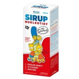 The Simpsons Sirup Nukleotidy 200 ml