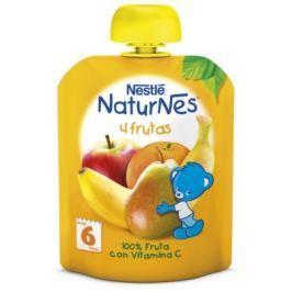 NESTLÉ kapsička ovocná Naturnes 4 Ovoce 90g CZ