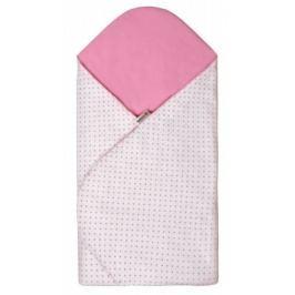 Rychlozavinovačka, white / little pink dots