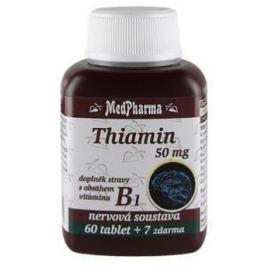 MedPharma Thiamin (vitamin B1) 50mg tbl.67