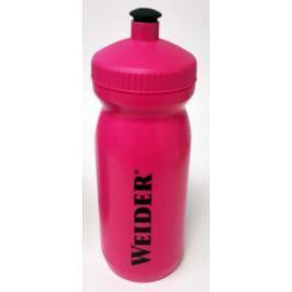 Weider sportovní láhev, 600ml, růžová