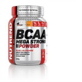 BCAA Mega Strong Powder 500g pomeranč