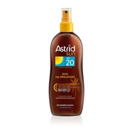 ASTRID SUN Olej na opalování OF 20 200 ml