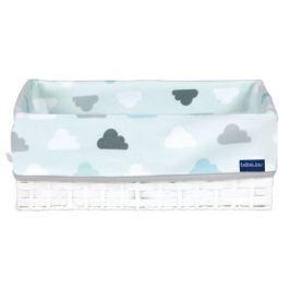Košík na kojenecké potřeby Bébé-Jou Clouds a Stars
