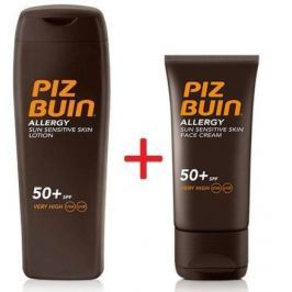 PB SPF50+ Allergy Lotion 200 ml + PB SPF50+ Allergy Face Care 50ml ZDARMA