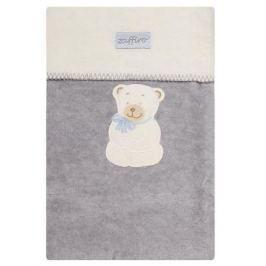 Dětská deka Womar 75x100 šedá