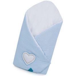 Zavinovačka Belisima Tři srdce modrá