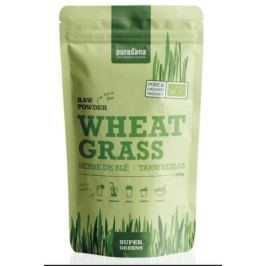 Wheat Grass Raw Powder BIO 200g