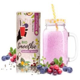 BIO Smoothie Borůvka+Brusinka 180g