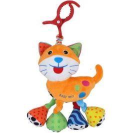 Dětská plyšová hračka s vibrací Baby Mix Kočka