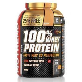 NUTREND 100% Whey Protein 2,82kg biscuit