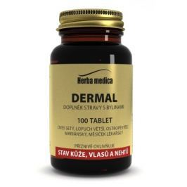 Herba medica Dermal 100 tbl.