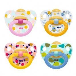 NUK Dudlík Happy Kids LA V1(0-6m) 1ks 725214