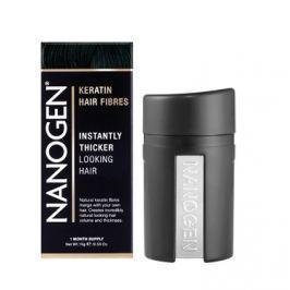 Nanogenkeratinová vlákna zahušťovač vlasů 15g černá
